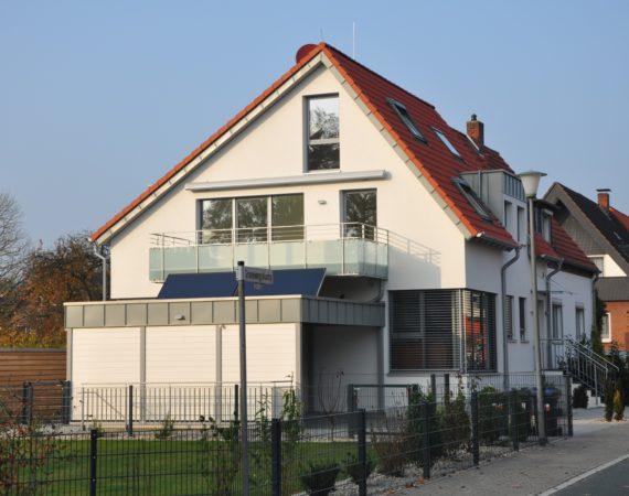 Doppelhaushälfte