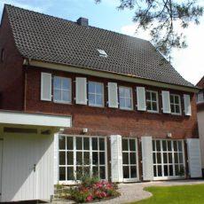 Modernisierung eines Wohnhauses