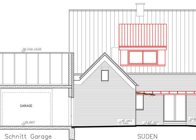 Umbau und Modernisierung eines Wohnhauses in Drensteinfurt S1