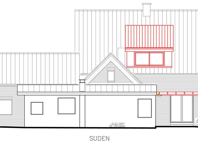 Umbau und Modernisierung eines Wohnhauses in Drensteinfurt S2
